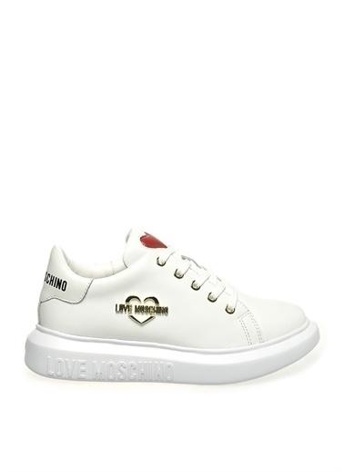Love Moschino Sneakers Beyaz